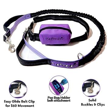 Cinturón manos libres para perro para correr caminar o hacer ...