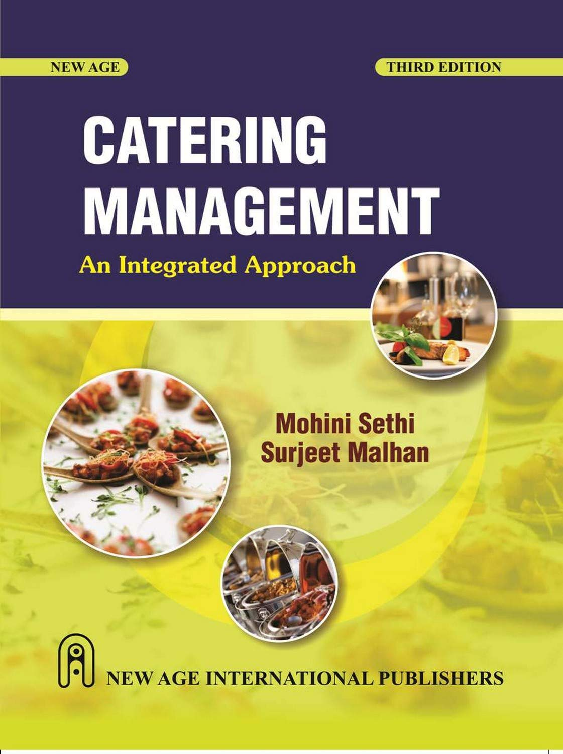 Catering Management: An Integrated Approach