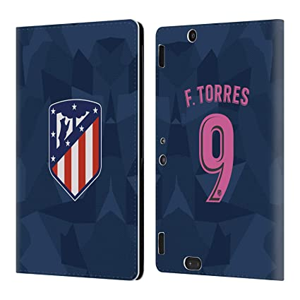 Amazon.com: Official Atletico Madrid Fernando Torres 2017/18 ...