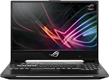 Broonel Midnight Black Rechargeable Fine Point Digital Stylus Compatible with The ASUS ROG Strix Hero II 15.6 Inch