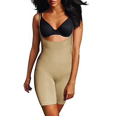 070335a0d2 FLEXEES by Maidenform Wear Your Own Bra Seamless Shaping Singlet ...