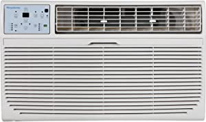 Keystone 12,000 BTU 230V Through-The-Wall Air Conditioner with Heat Capability, 12000