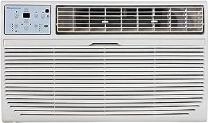 Keystone KSTAT12-1C 12000 BTU 115V Follow Me LCD Remote Control Through-The-Wall Air Conditioner, 12,000