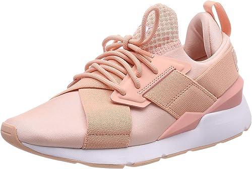 scarpe puma muse rosa