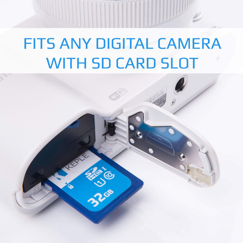 64GB Micro SD SDXC Speicherkarte Karte Adapter für Canon EOS 1100D
