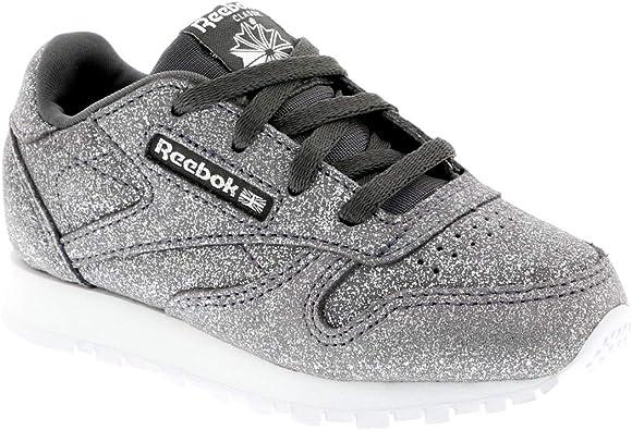 Reebok Classic Leather, Chaussures de Fitness Femme: Amazon.fr: Chaussures  et Sacs