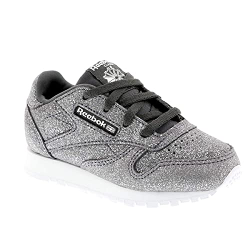 42501b12d25 Reebok Girls  Classic Leather Fitness Shoes  Amazon.co.uk  Shoes   Bags