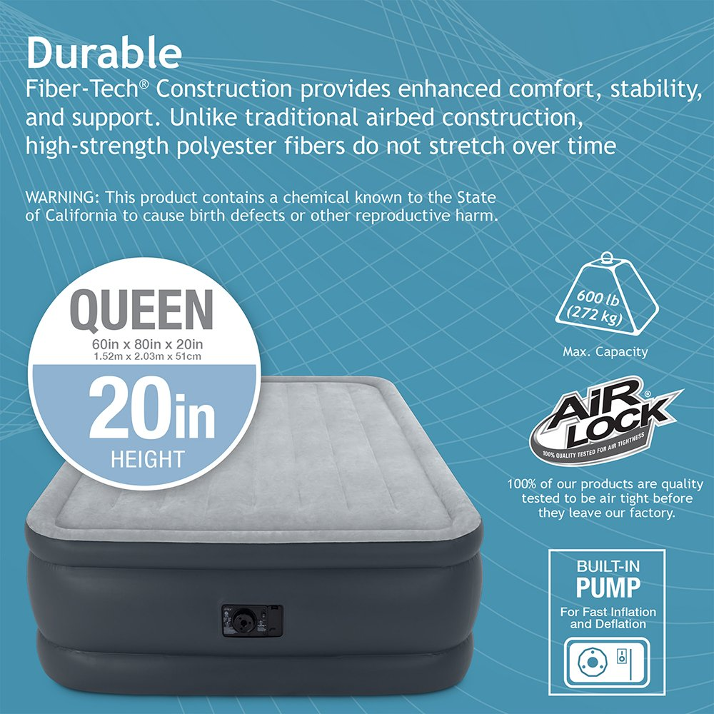 The Best Air Mattresses In 2018: Where Comfort Meets Price 6