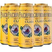 PACIFICO CLARA TALL CAN 6PK H-C 24/355ML