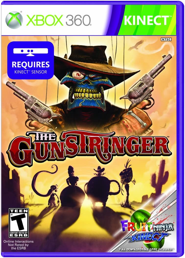 Amazon.com: Gunstringer - Xbox 360: Video Games