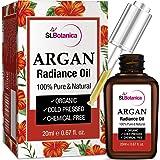 StBotanica Argan Radiance Face Oil - 20ml - Skin Brightening, Anti Aging & Anti Wrinkle Serum