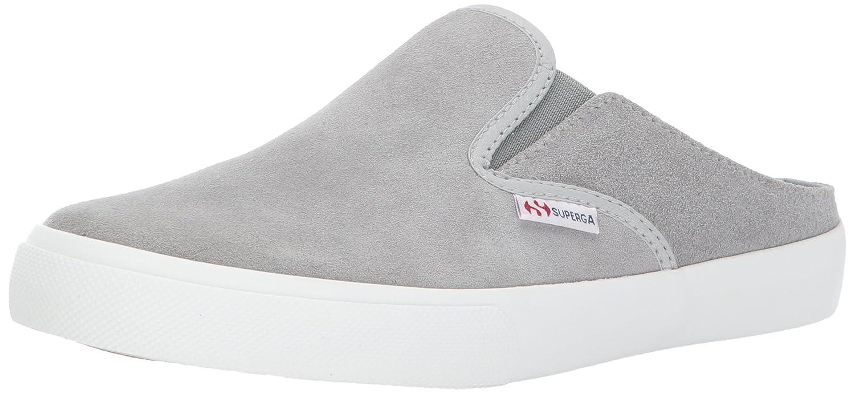 Superga Women's 2388 Suew Fashion Sneaker B072Q36PVM 37 M EU / 6.5 B(M) US|Grey Suede