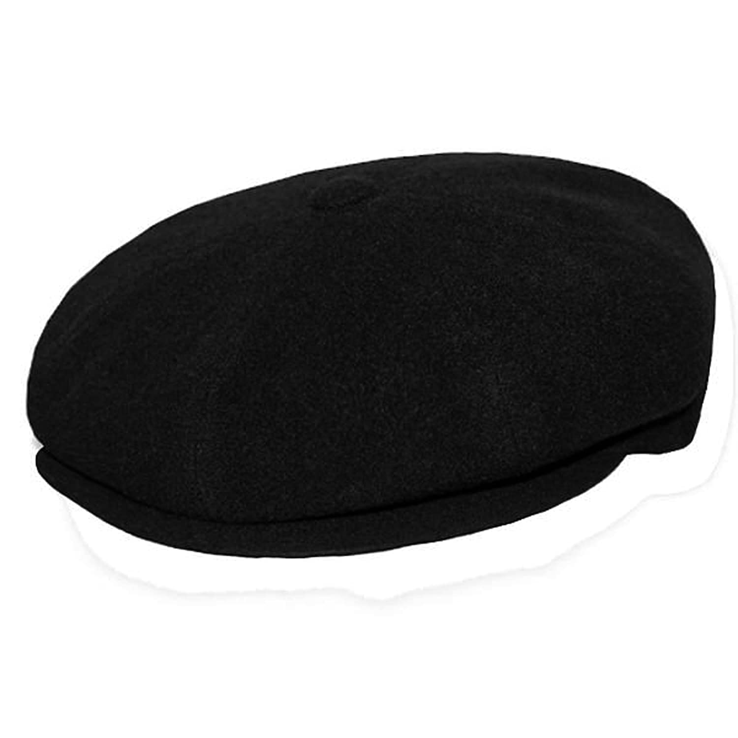 fbbdd483c0b DelMonico Wool Cashmere Newsboy Cap by Doria at Amazon Men s Clothing store