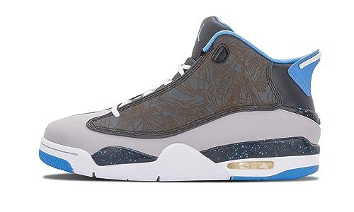 661c32d2206cb Nike air Jordan Dub Zero Mens hi top Basketball Trainers 311046 Sneakers  Shoes (UK 9.5