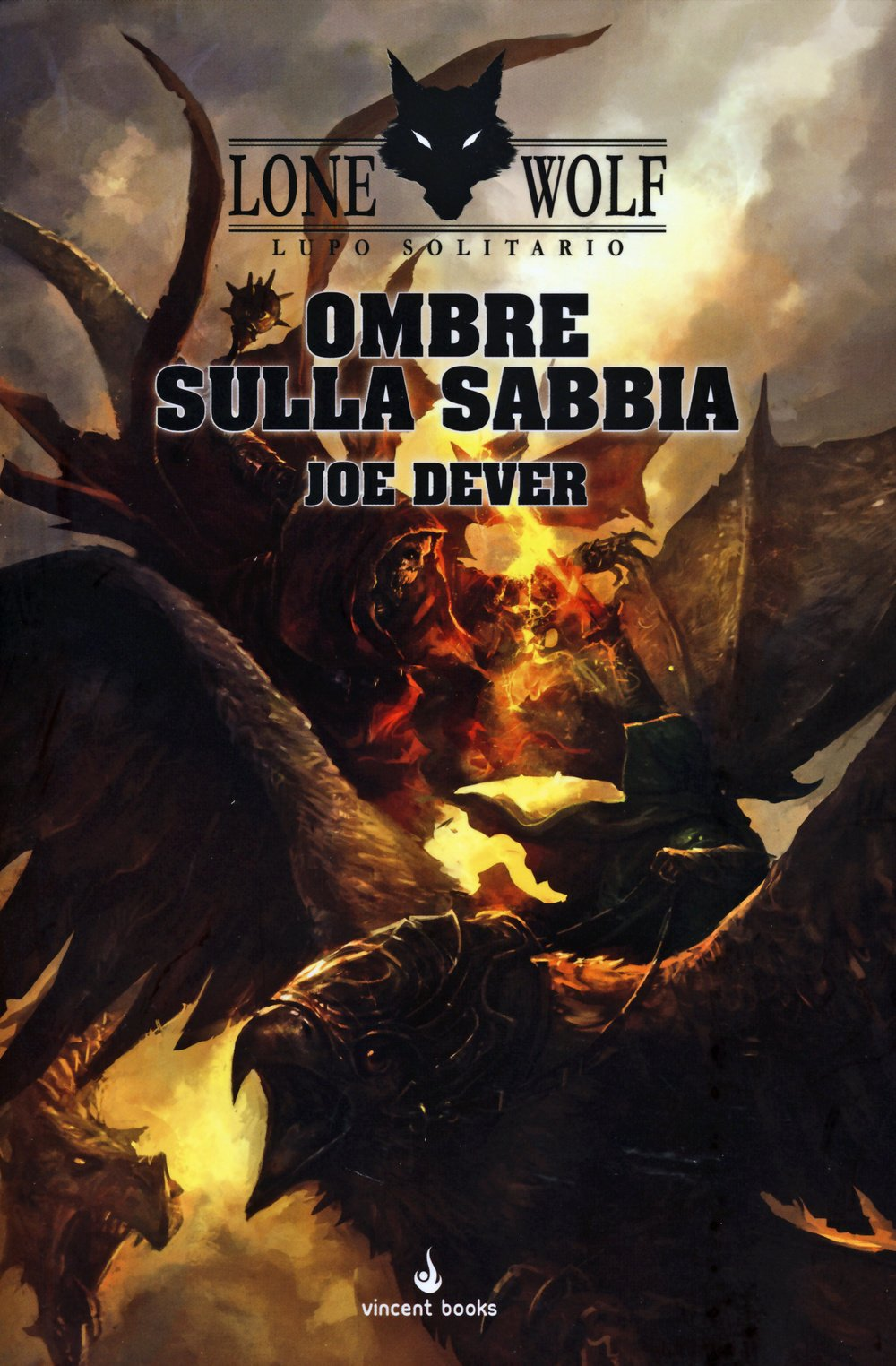 Image result for ombre sulla sabbia lone wolf