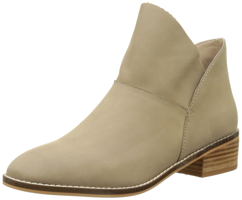 Buffalo Damen 416-3176 416-3176 Damen Nubuck Leder Kurzschaft Stiefel Grau (Taupe 23) 2a1f00