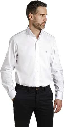 Camisa Blanca Oxford Pinpoint (2XL): Amazon.es: Ropa