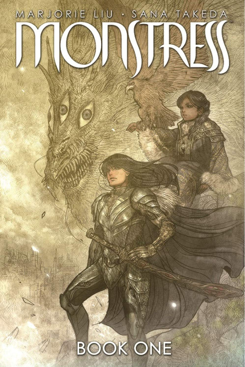 Monstress Book One by Image Comics
