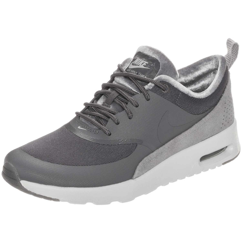 NIKE Damen Air Max Thea LX Synthetik Sneaker Grau 36: Amazon