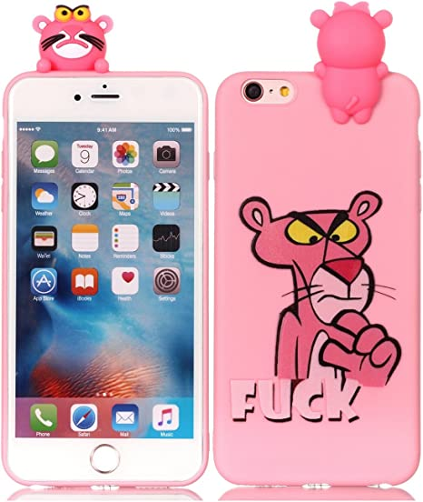 cover iphone 6 in silicone 3d
