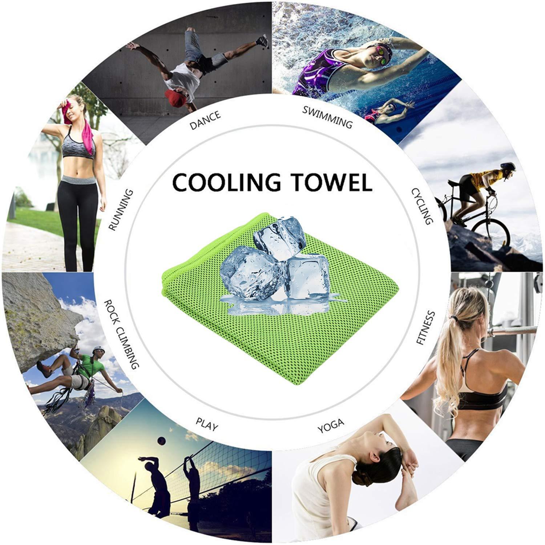 iOutdoor Products Cooling Towel 40\