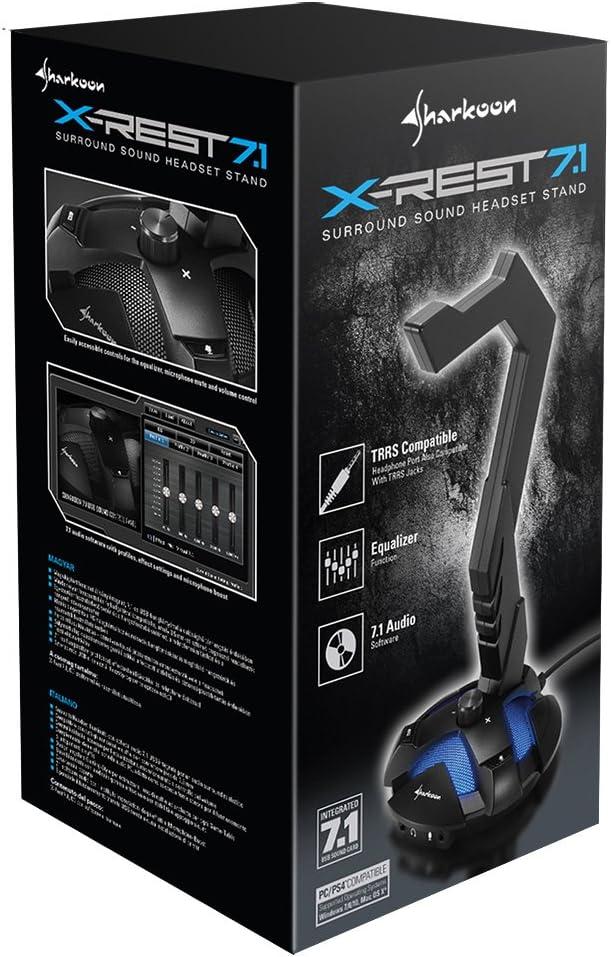 Sharkoon X-Rest Aluminium