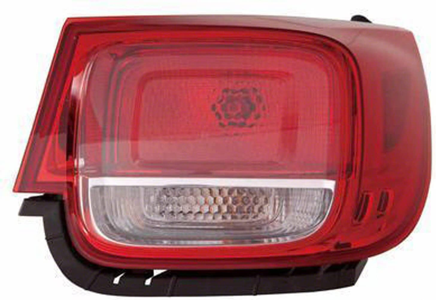 Multiple Manufacturers GM2805110N Partslink Number GM2805110 OE Replacement CHEVROLET MALIBU Tail Light Assembly