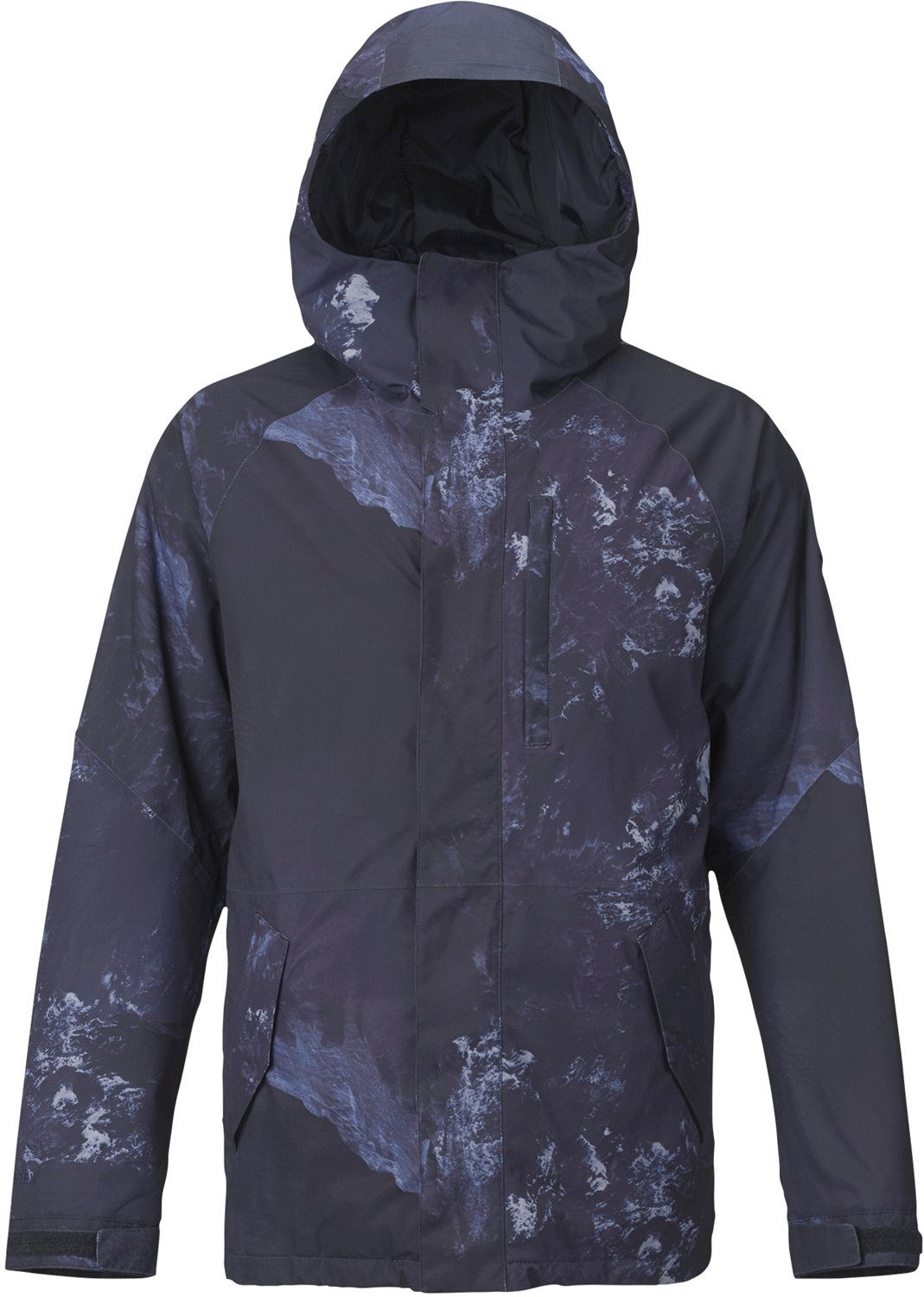 Burton Men's Shell Gore Tex Radial Jacket