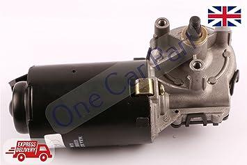 19 Clio Motor del limpiaparabrisas delantero 12 V 64342392 56392 ...