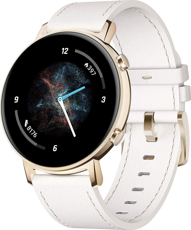 Huawei Watch Gt 2 Smartwatch Frosty White Elektronik