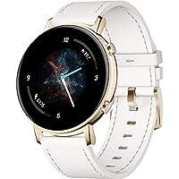 HUAWEI Watch GT 2 Smartwatch (ekran dotykowy 42 mm Full-Color-AMOLED, monitor SpO2, pomiar tętna, odtwarzanie muzyki…