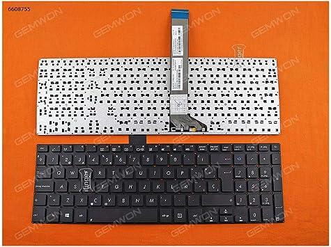 IFINGER Teclado español para ASUS K551L K551LA K551LB K551 sin Marco ESPAÑA: Amazon.es: Electrónica