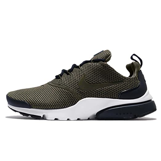 NIKE Men's Presto Fly SE, Medium Oliver/Cargo Khaki, ...