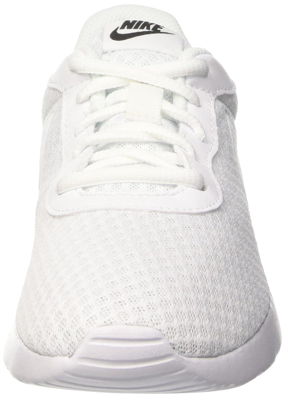 NIKE Women's Tanjun Running Shoes B00812HTGW 9 B(M) US|White White Black