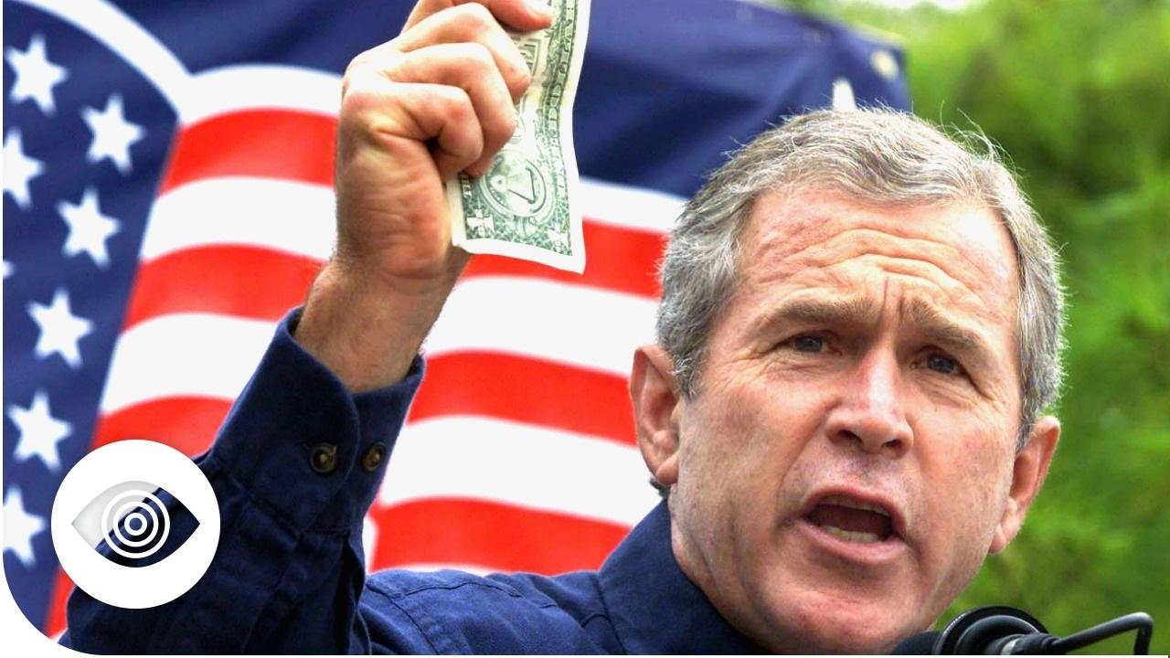 George W Bush The Puppet President
