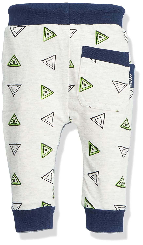 Pantalon B/éb/é gar/çon Noppies B Pants Jrsy Curved Kingston AOP