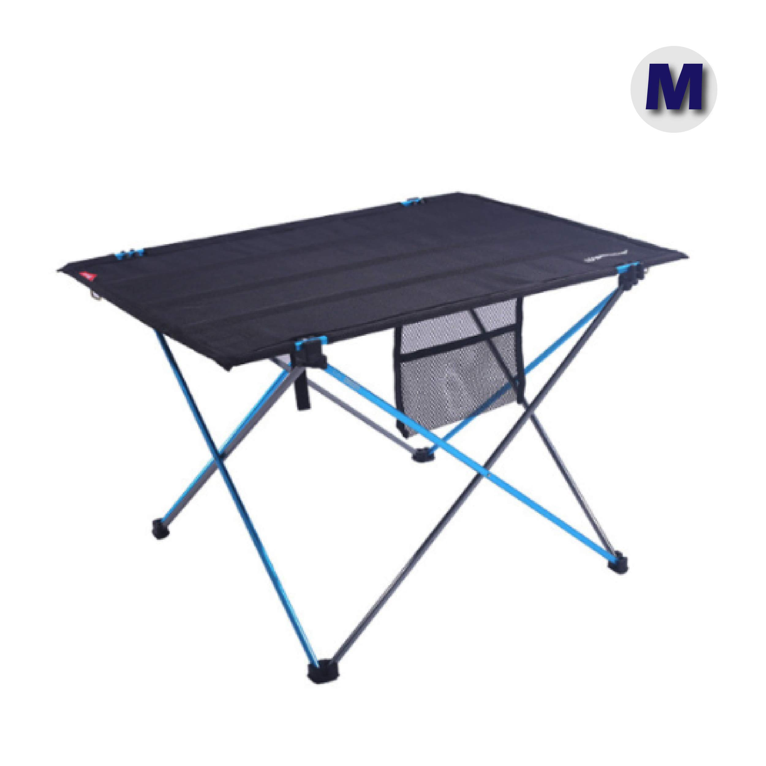 Foldable Camping Picnic Tables Portable Compact Lightweight Roll-up BBQ Table