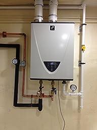 Takagi T H3j Dv N Condensing High Efficiency Natural Gas Indoor Tankless Water Heater 6 6