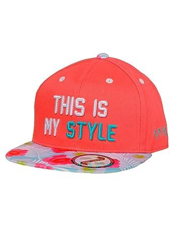 maximo Cap My Style, Gorra para Niñas, (Calypso/Baltic 8470), 51 ...