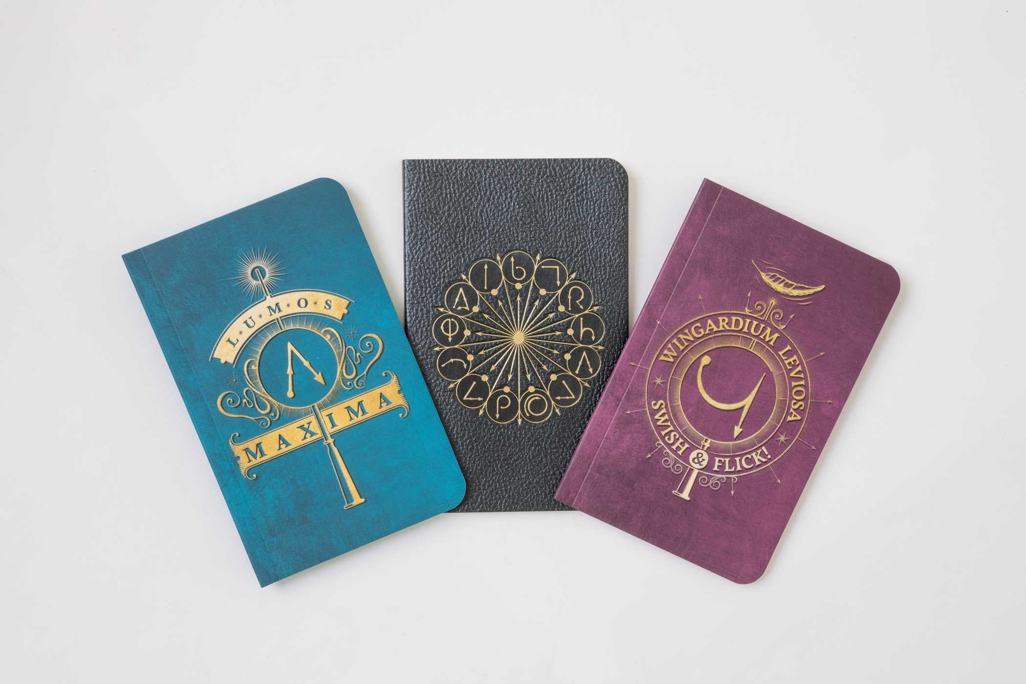 Harry Potter. Spells Pocket Notebook Collection Harry Potter ...