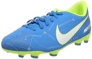 5372a1399927 Nike JR Mercurial Vortex III NJR FG Soccer Cleat Blue Orbit White Armory  Navy