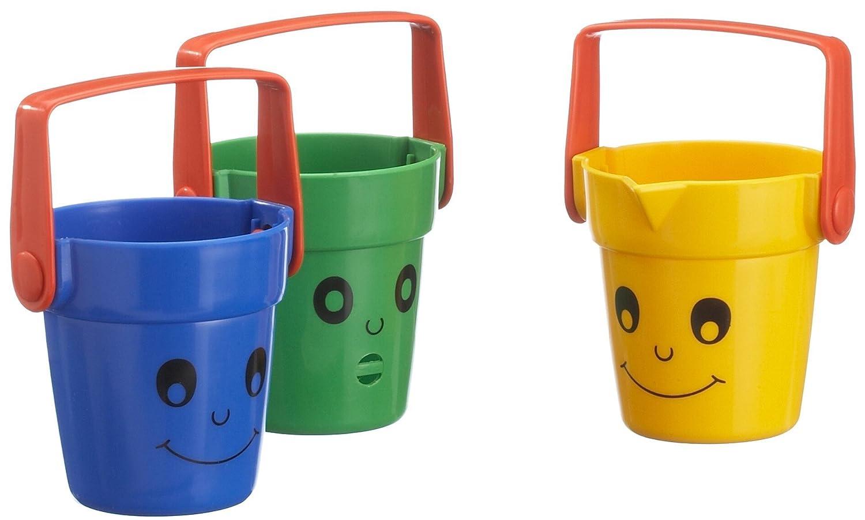 Mattel Fisher-Price 75606 - Eimerchen B0002HB0G4 Bade- und Wasserspielzeug Sandspielzeug Sport & Outdoor