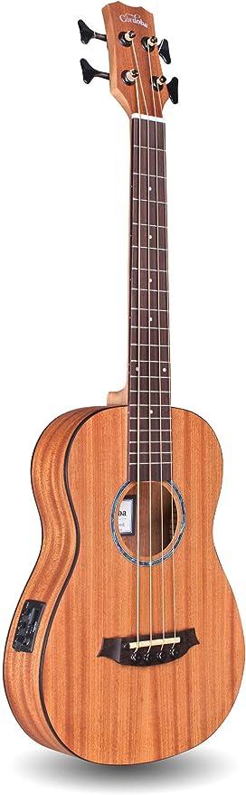 Cordoba guitars 4 string acoustic-electric bass guitar