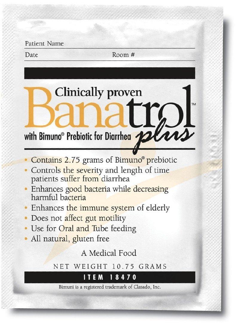 Banatrol Plus with Probiotic Anti-Diarrhea ( SUPPLEMENT, BANATROL PLUS, W/PROBIOTIC ) 75 Each / Case