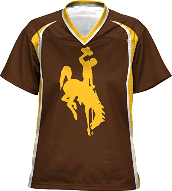 separation shoes c7105 99214 Amazon.com: ProSphere University of Wyoming Girls' Football ...