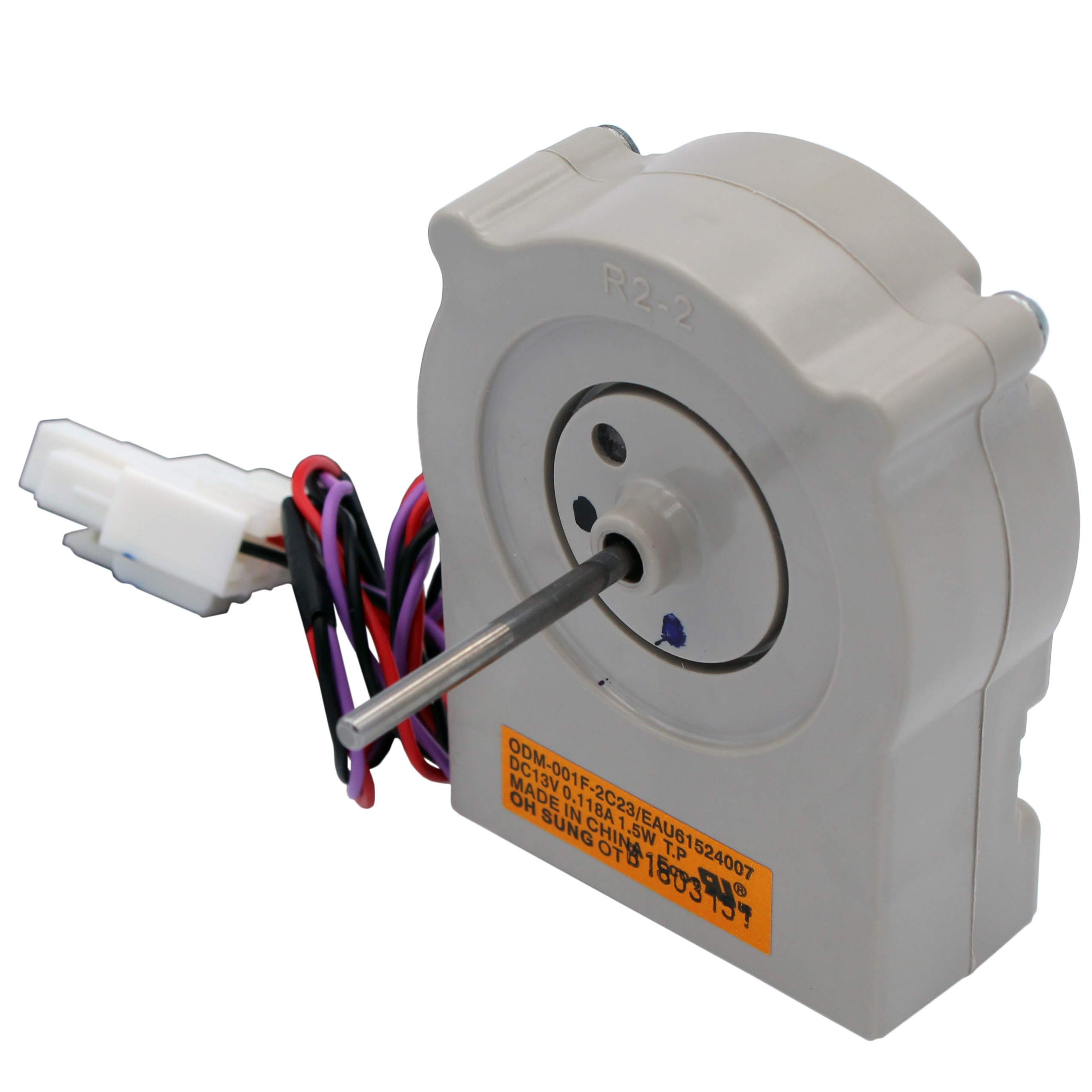 Supplying Demand EAU61524007 Evaporator Freezer Fan Motor Replaces EAU60694510 Compatible With LG by Supplying Demand