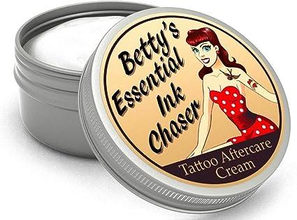 Bettys Essential Ink Chaser Crema Para Cuidado De Tatuajes Reino ...