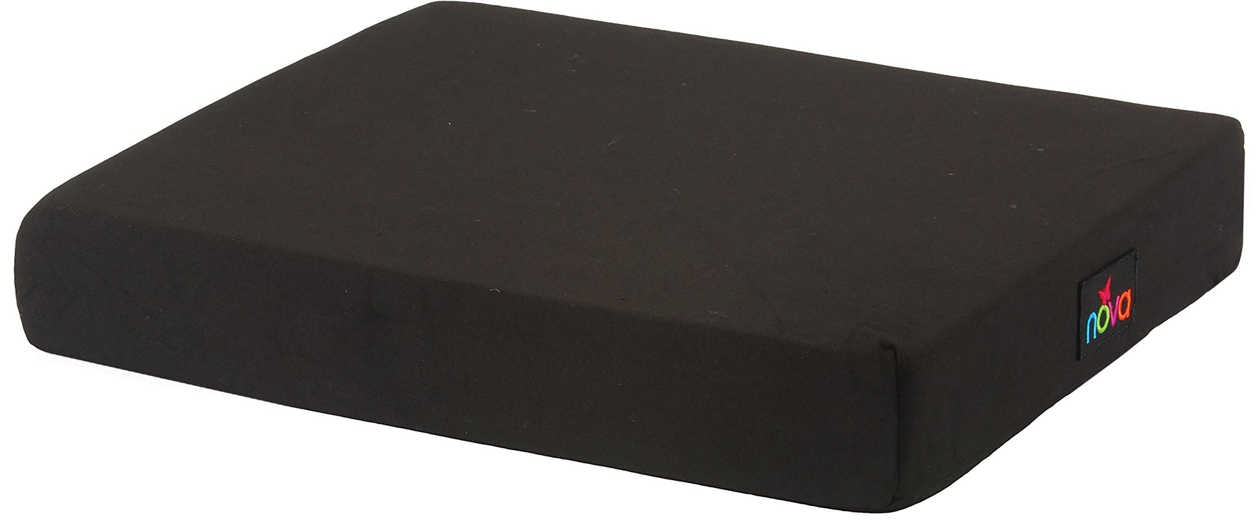 NOVA Medical Products 3'' Gel Foam Wheelchair Cushion