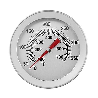 Acier Inoxydable Ménage Cuisine Cuisson Four Thermomètre Sonde Alimentaire Thermomètre Viande Jauge Facile à Lire