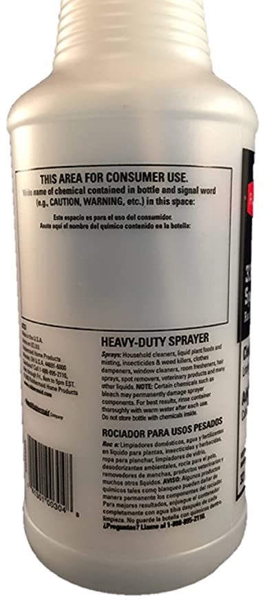 Rubbermaid Professional Plus 32 Oz Heavy Duty Spray Bottle With